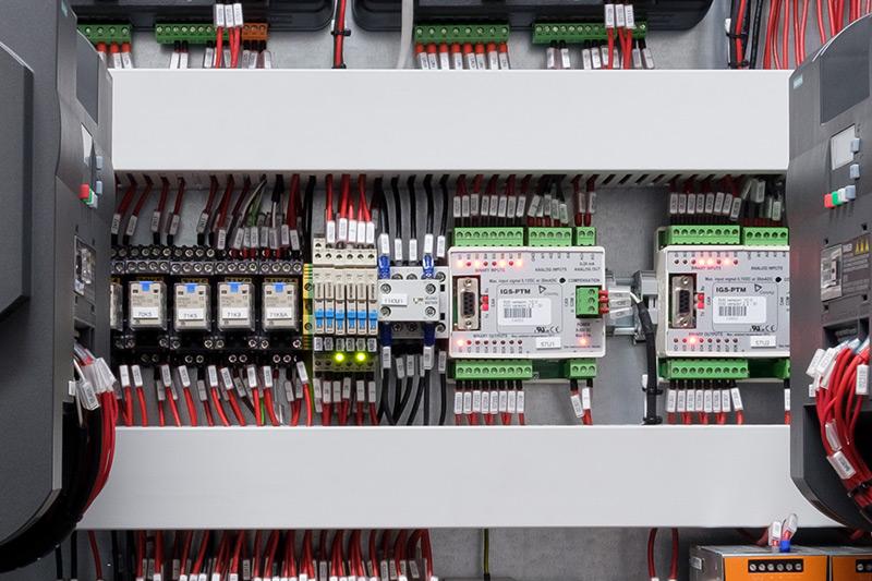 Compra de materiales para la fabricación de la planta eléctrica Genesal Energy México