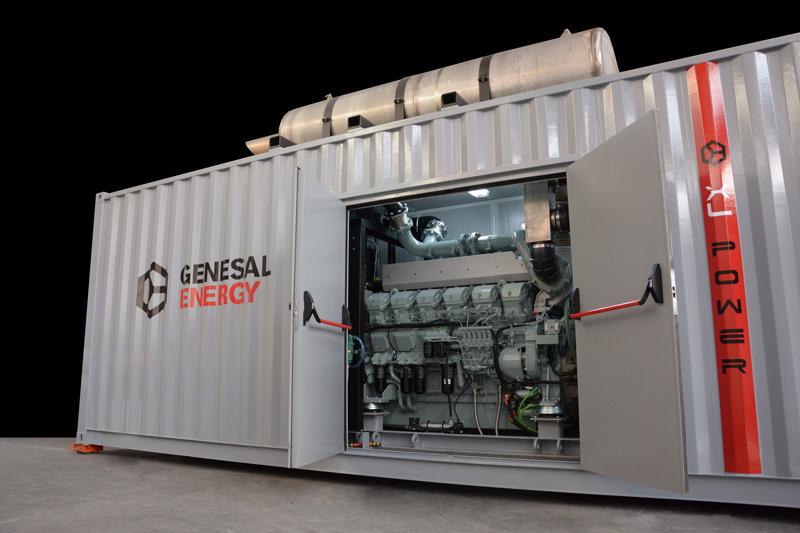 Caso de éxito Genesal Energy México - Afranrent